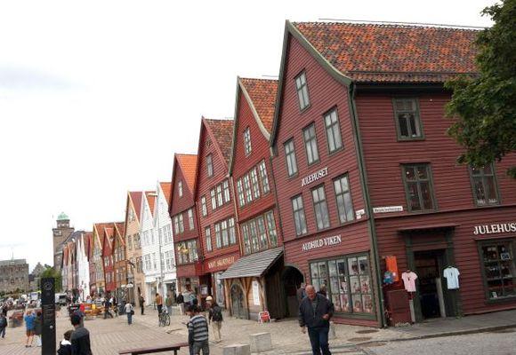 God gratis bypåske i Bergen