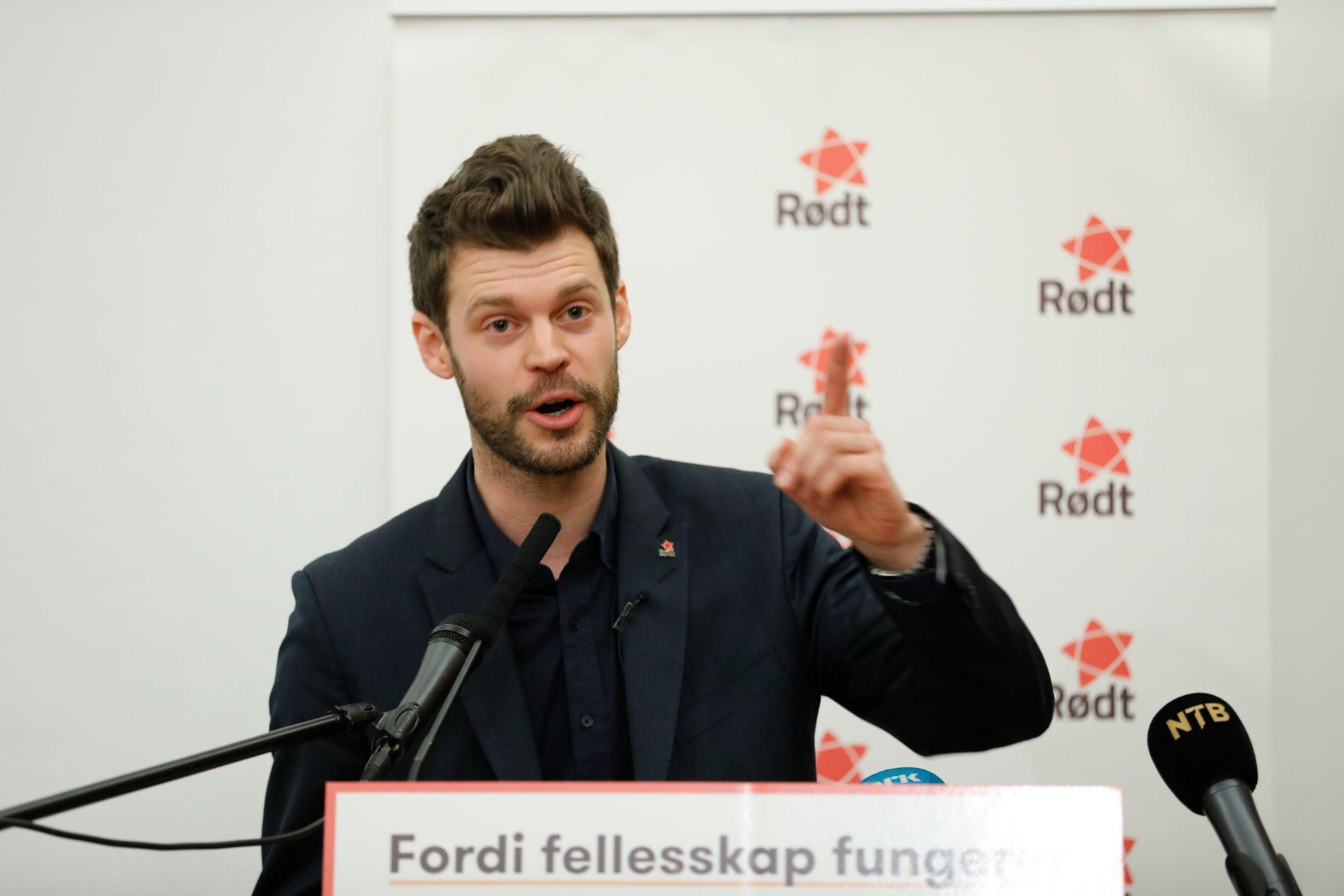 SOSIALISME: –  Rødt vil holde fast i ideen om at sosialistisk folkestyre fungerer bedre enn kapitalistisk konkurranse, skriver partiets leder, Bjørnar Moxnes.