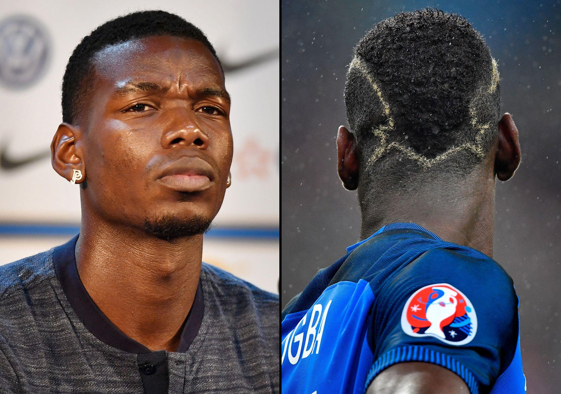 «NYE POGBA»: Under årets VM har Frankrikes superstjerne Paul Pogba droppet de ekstravagante frisyrene fra 2016-EM.