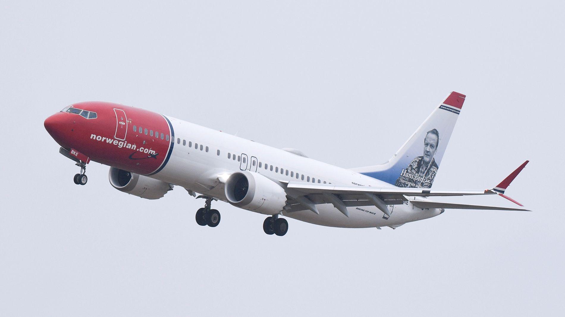 FRANKRIKE: Under en reposisjoneringsflyging ble Norwegian nødt til å lande i Frankrike onsdag.