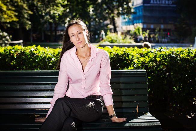 SELGER SEX: Hege Grostad er styremedlem i de prostituertes interesseorganisasjon PION, og er oppgitt over evalueringen av sexkjøpsloven – som hun ønsker at skal oppheves.