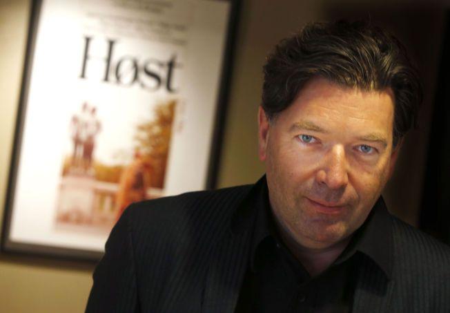 HAR IGANGSATT TILTAK: Jan Vardøen, her avbildet i forbindelse med filmen «Høst», oppfordrer andre restauranteiere til å engasjere seg i prosjektet hans.