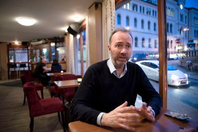 MOBBE-TILTAK: Ap-nestleder Trond Giske mener fem raske tiltak må iveksettes for å hindre mobbing på norske skoler.