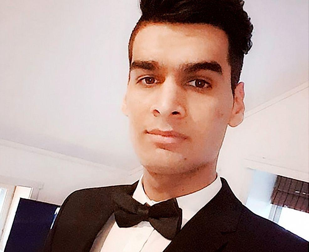 BLE DREPT: Nasratullah Hashimi (19) er en av de to afghanske guttene som ble drept i Trondheim mandag kveld. Av venner og bekjente blir han beskrevet som en rolig og sympatisk gutt. «Gjør det du vil, bare husk å være snill», har 19-åringen selv skrevet på sin Instagram-profil.
