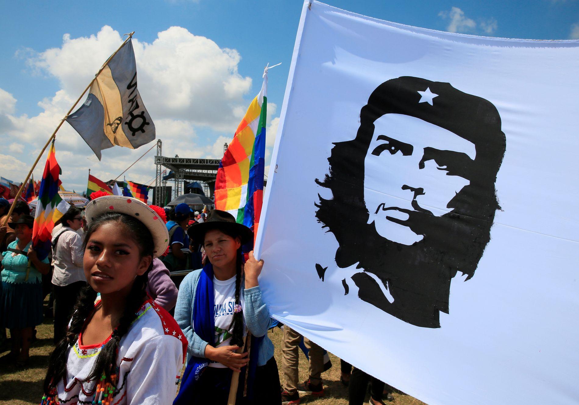 BLINDSPOR: – For sosialister er ikke Che noe eksempel til etterfølgelse, skriver Roar Nerdal.