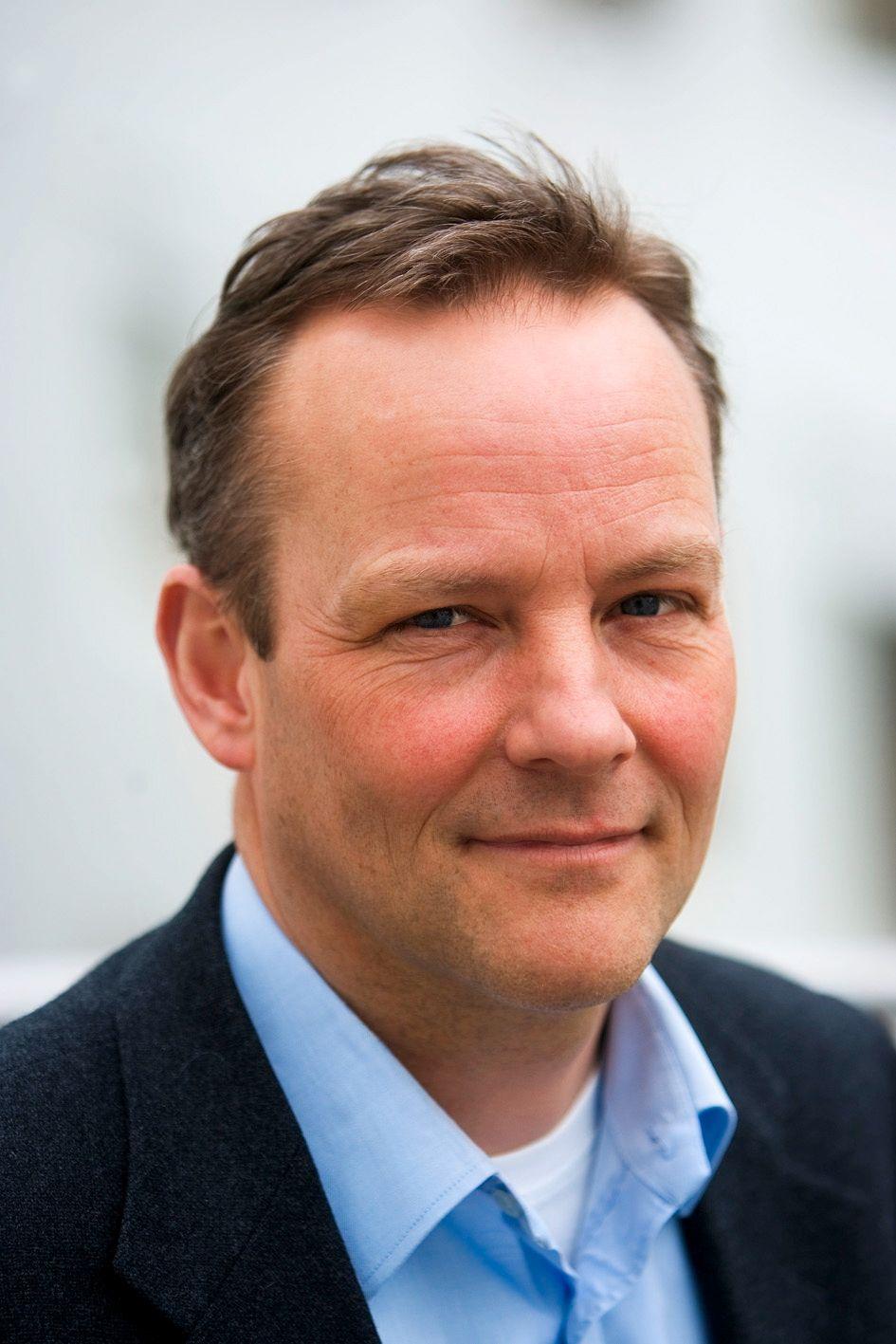 VIL IKKE KOMMENTERE: Øystein Thoresen er informasjonsdirektør i Gjensidige.