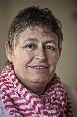 BESTEMT: Jane Hoffmann forlot livet, 53 år gammel. Foto: Scanpix Denmark