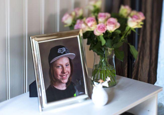ODIN: På andre plass på Storyboards liste over de mest «delte» sakene i Norge i 2014 finner vi VG-saken om Odin Olsen Andersgård som tok sitt eget liv som følge av mobbing.