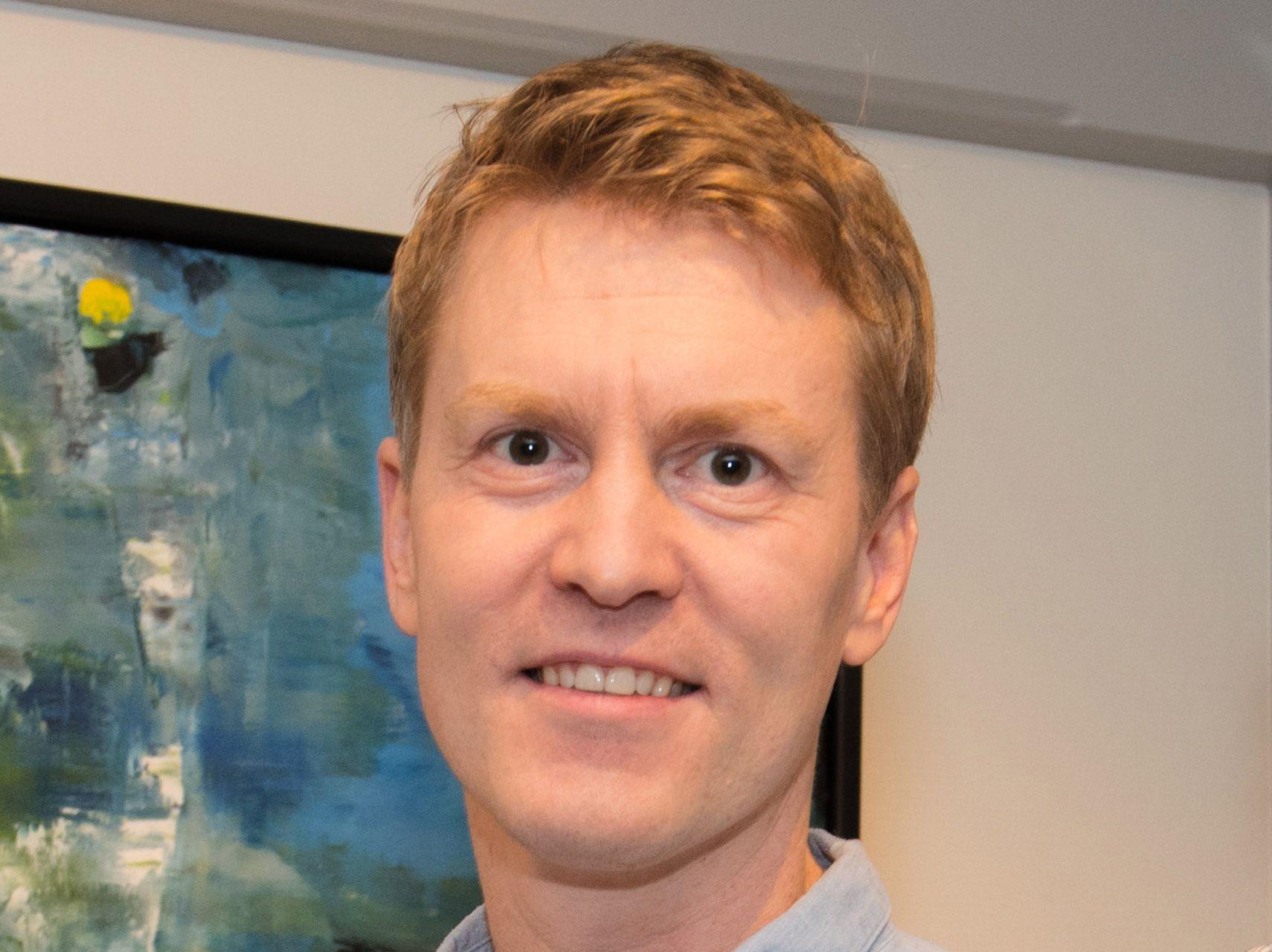 Konsernsjef Eirik Welde i Nordlaks.