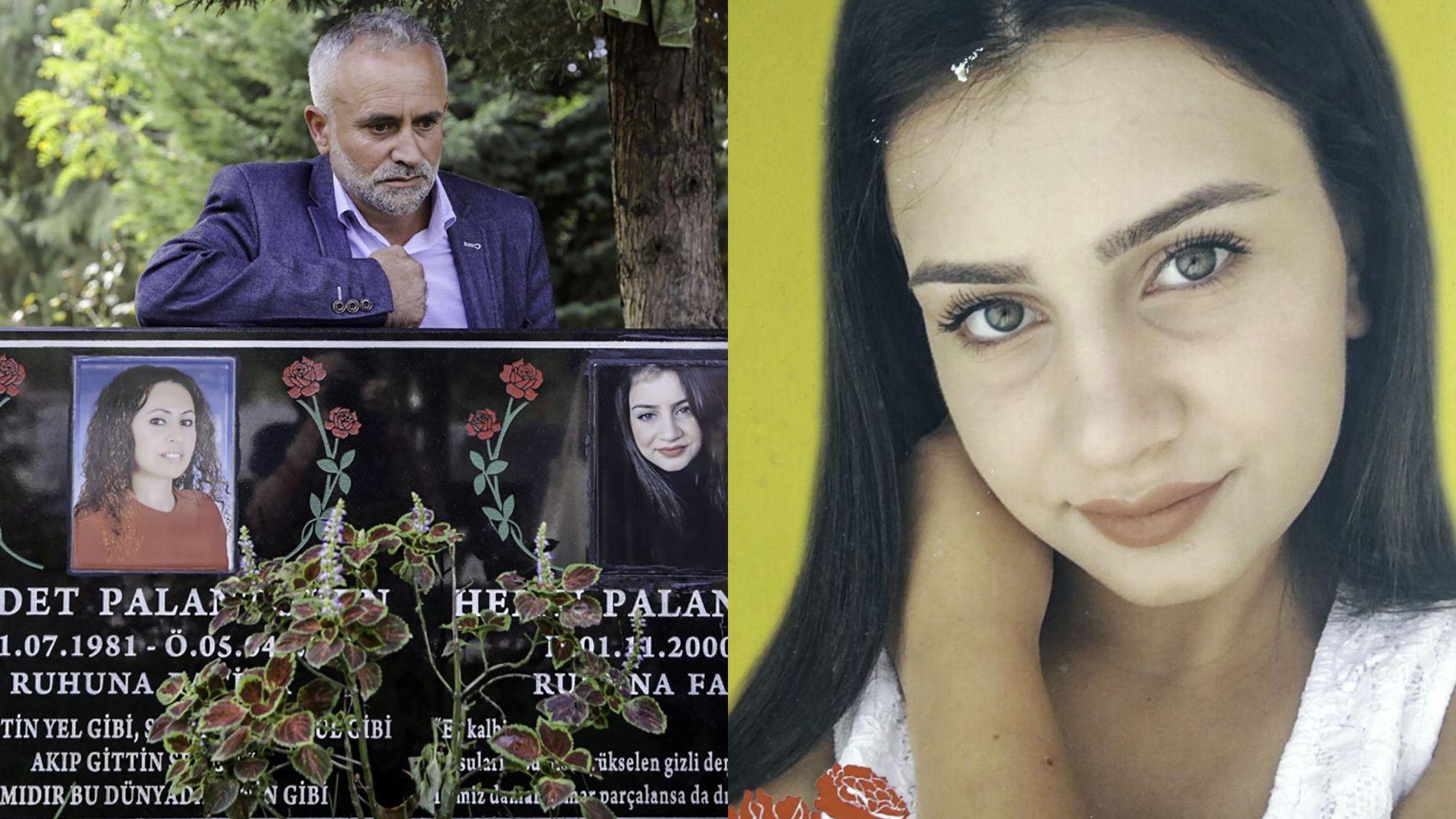 35815959 Kvinnedrap øker i Tyrkia: Helin (17) skutt utenfor skolen