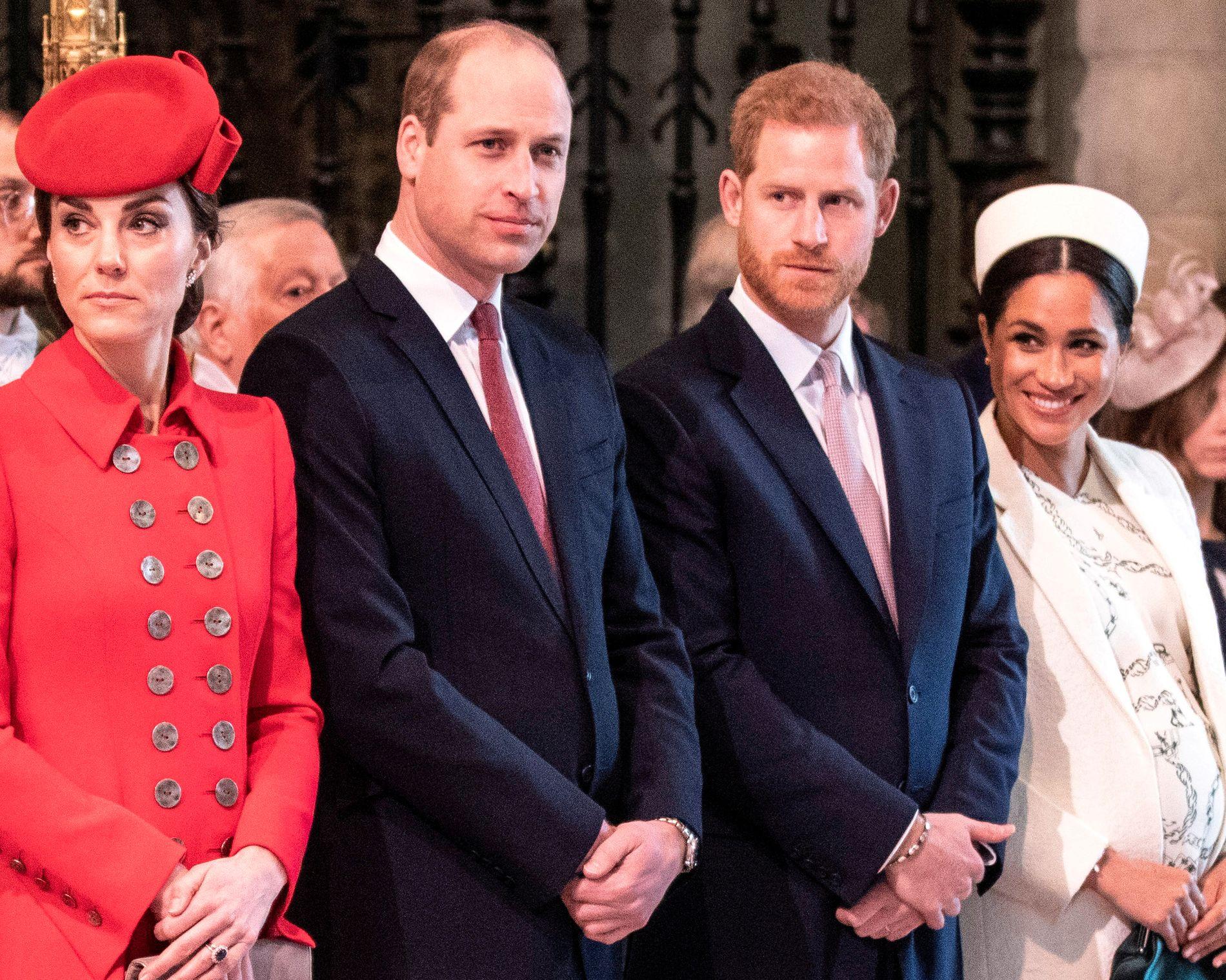 Prins Harry om prins William: – Brødre har gode og dårlige ...