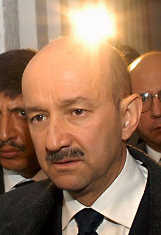 EKS-PRESIDENT: Carlos Salinas de Gortari i Mexico.