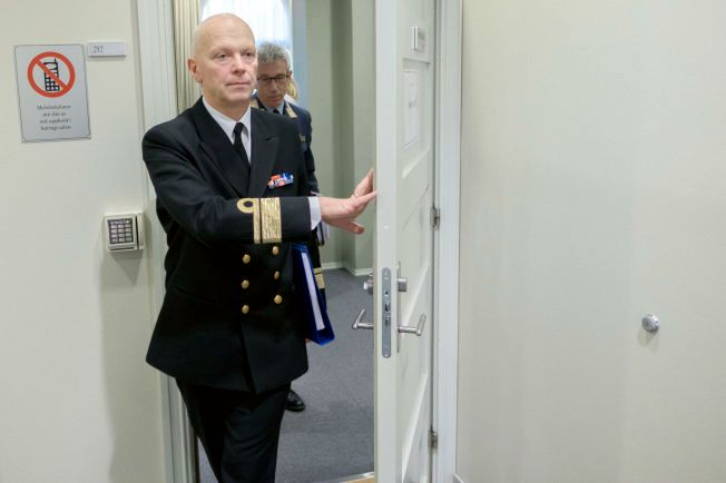 NY SJEF: Konteadmiral Ketil Olsen blir ifølge Dagbladet utnevnt ny sjef for Norges militærmisjon i NATO.