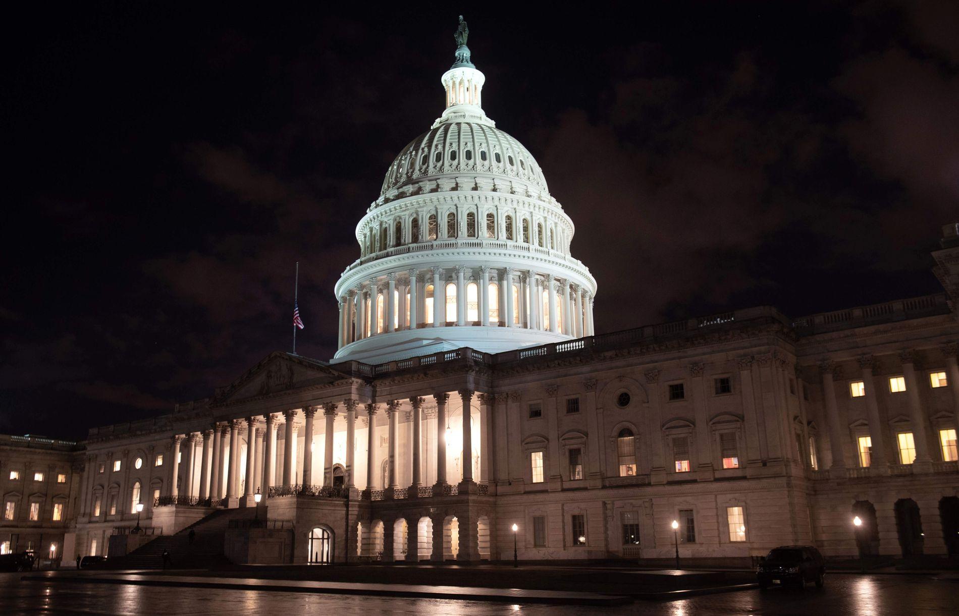 KONGRESSEN: I Washington D.C.