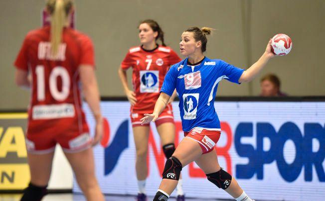 fd113358 Hergeirsson spår revolusjon for håndballkeeperne før Rio-OL