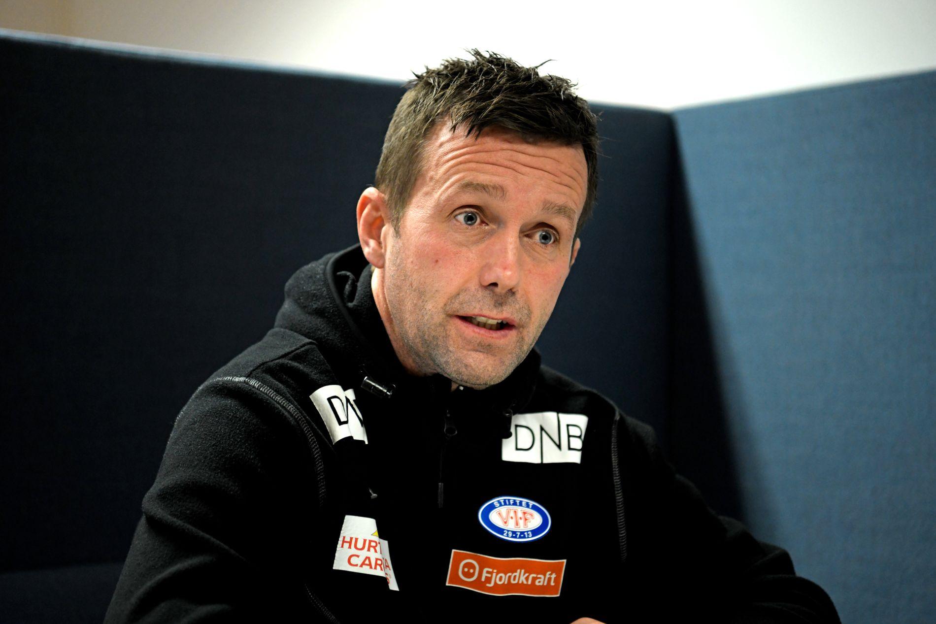 BESTEMT: Ronny Deila lover bedre tider for Vålerenga-fansen.