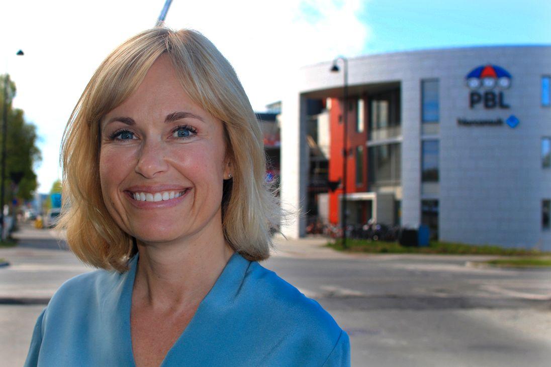 SVARER: Anne Lindboe, Administrerende direktør PBL.
