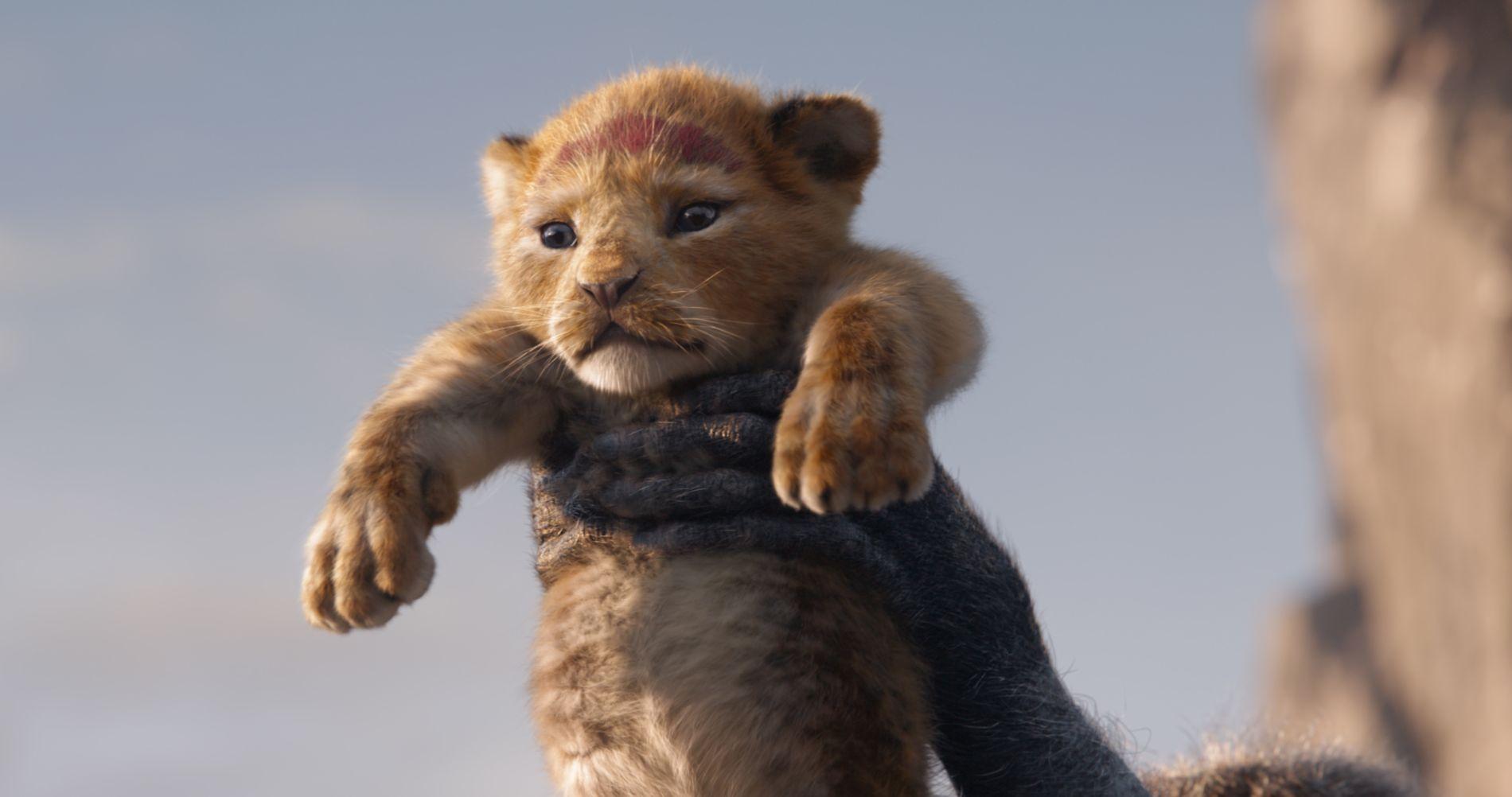 EN KONGE ER OSS FØDT: Simba i «Løvenes konge».