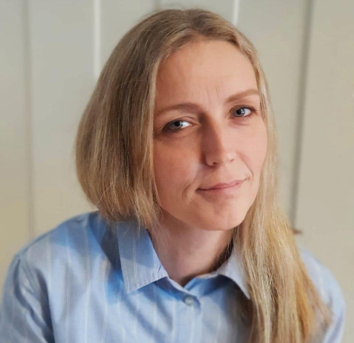 SLUTTET: Marte Gran Holte (37) var plasstillitsvalgt for jordmødrene på Gjøvik. Så bestemte hun seg for å slutte.