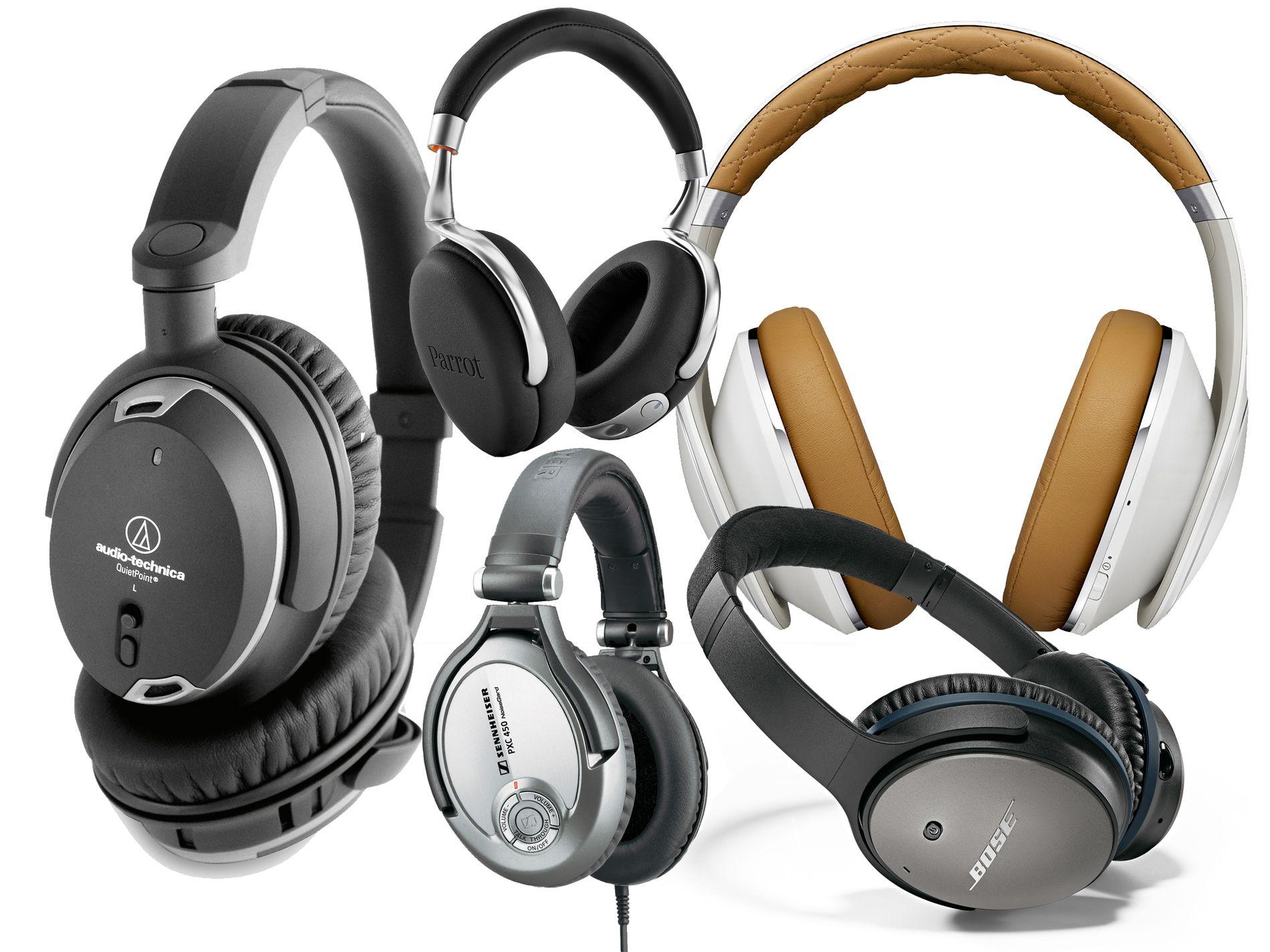 e68d20cf1 Test av åtte støydempende hodetelefoner