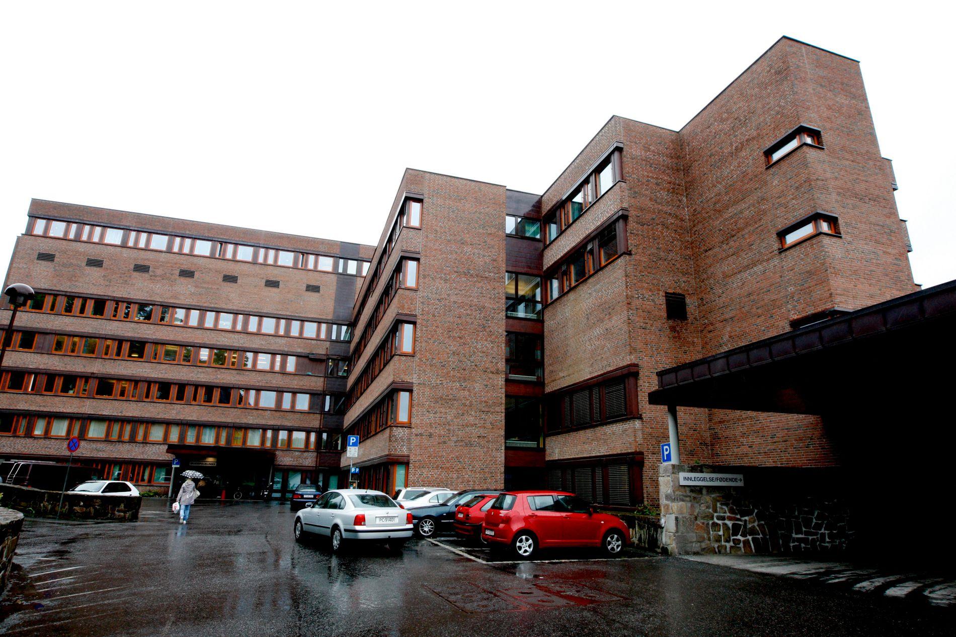 FEILOPERERT: Sørlandet sykehus beklager hendelsen.