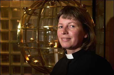 UTPEKT: Ingeborg Synøve Midttømme blir Møres nye biskop. Foto: Tor Richardsen/SCANPIX