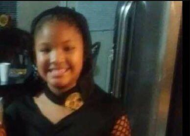 DREPT: Jazmine Barnes ble skutt søndag morgen, etter at hun hadde vært på butikken sammen med moren og søstrene sine.