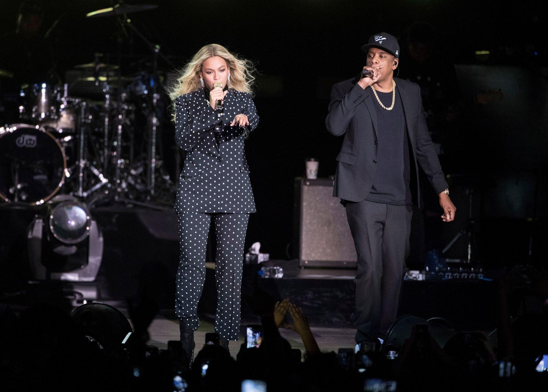EIERE: Jay Z eier strømmeselskapet Tidal. Konen hans, Beyoncé, er medeier av selskapet.