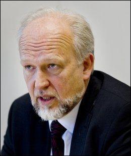 FIKK BREV: OUS-direktør Bjørn Erikstein. Foto: Frode Hansen