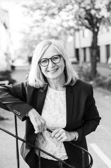 Inger Sædberg Birkenes i Meglerhuset Sædberg.