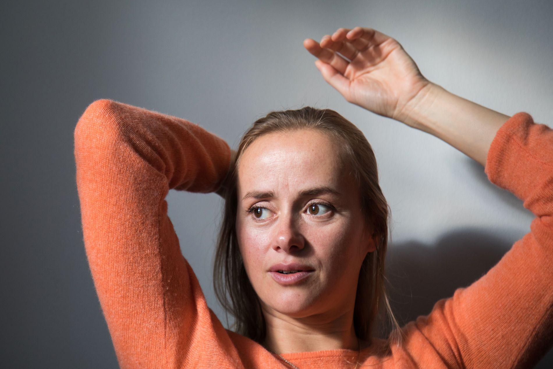 MÅLLØS: Tale Maria Krohn Engvik, kjent på Snapschat som Helsesista, mener leppeforstørrelse og russetiden ikke har noe med hverandre å gjøre.