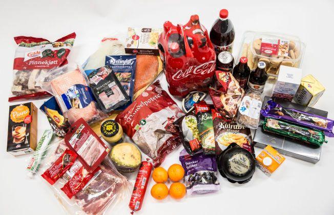 SUPER-SUPER-BILLIG: Priskrigen på julemat har gjort enkelte varer ekstremt billige.