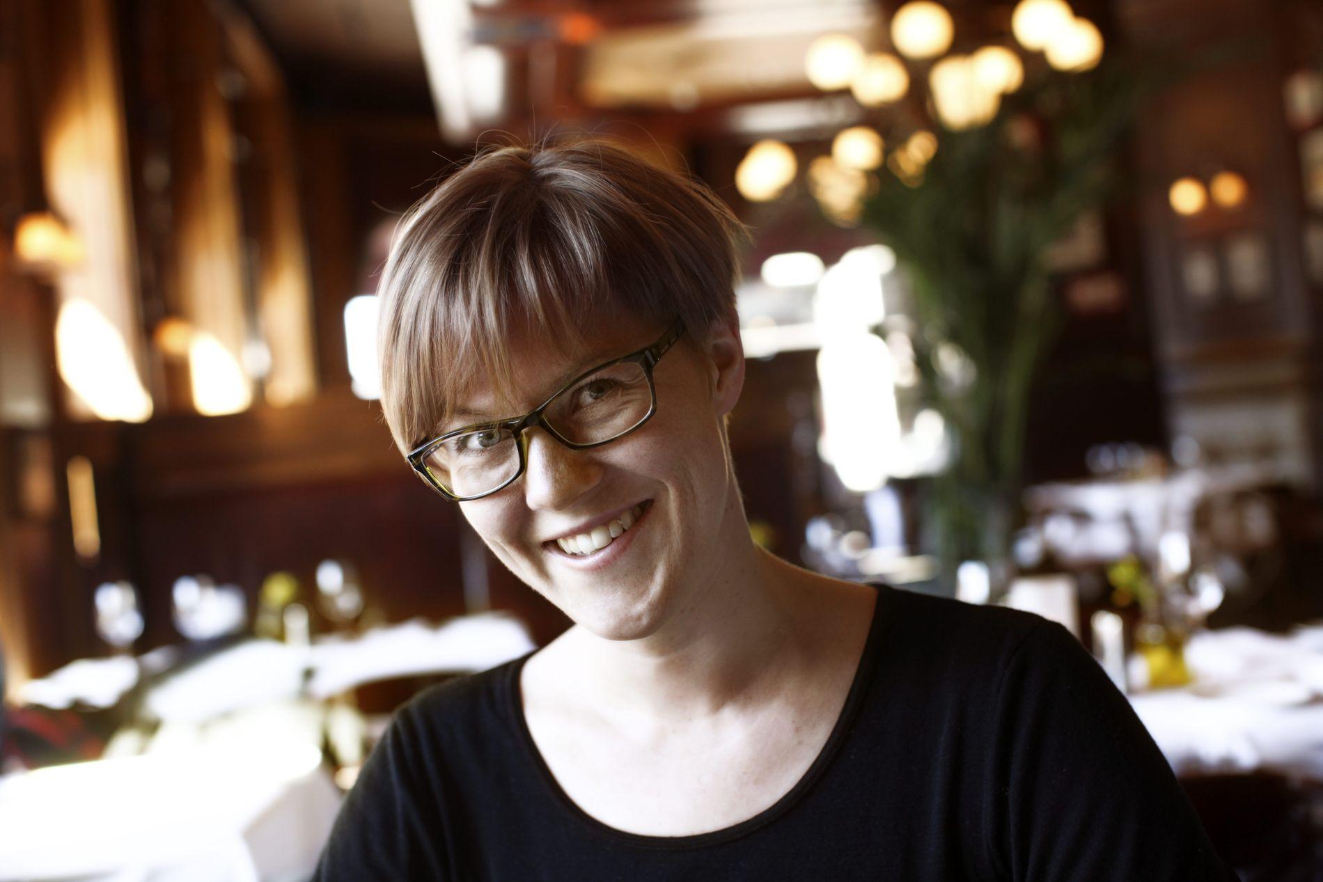 ET SJOKK: Lina Undrum Mariussen opplevde det som et sjokk og et overtramp da hun fant flere av sine egne setninger og metaforer i Eirin Gundersens nye diktbok «Lyder jeg ikke kan høre».