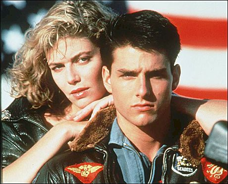 FILMKLASSIKER: Kellis McGillis spilte Tom Cruises flamme i «Top Gun» for 23 år siden. Foto: Scanpix