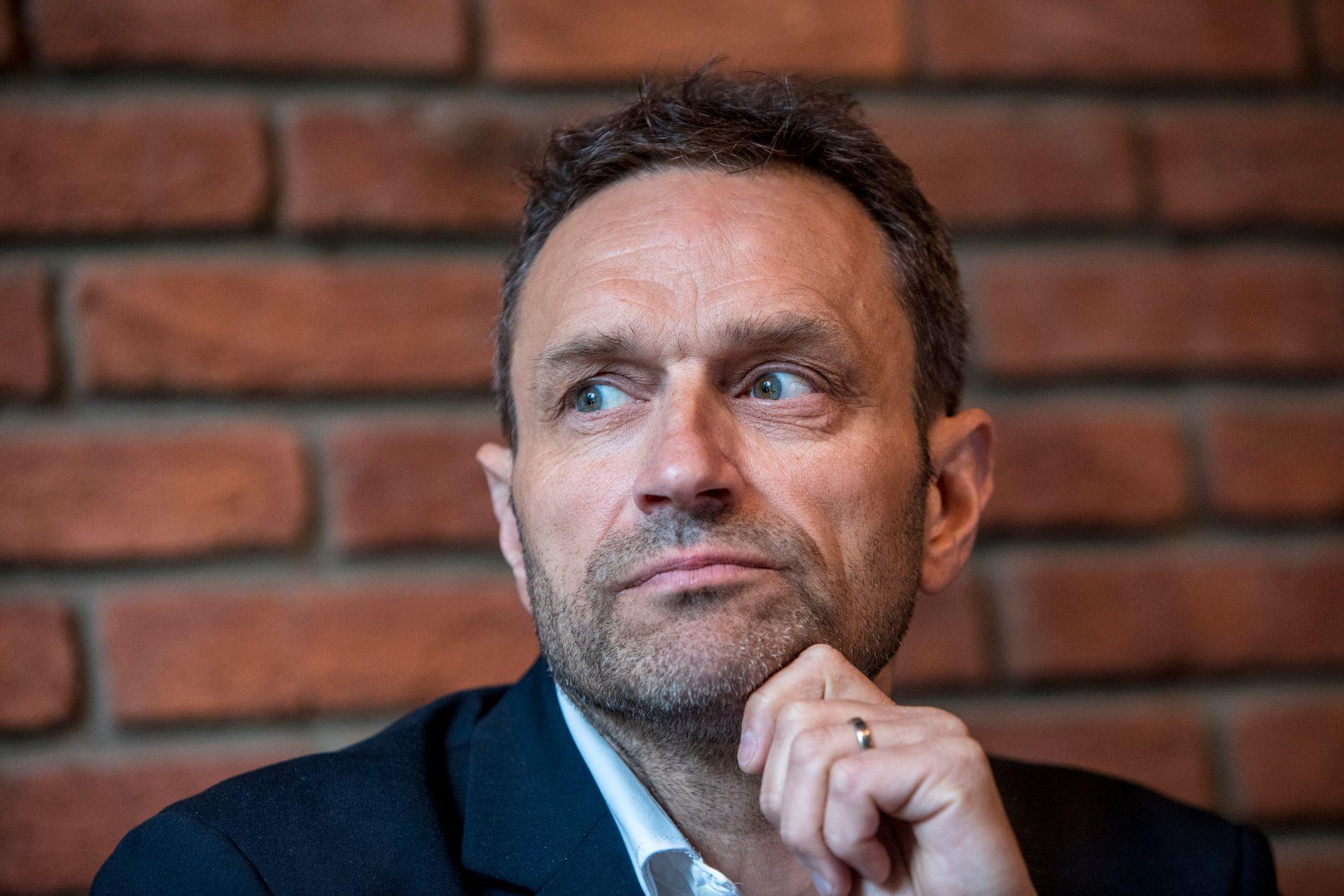 MYE UT, LITE INN: Miljøbyråd Arild Hermstad påpeker at bompengeinntektene i Oslopakke 3 er lavere enn ventet.