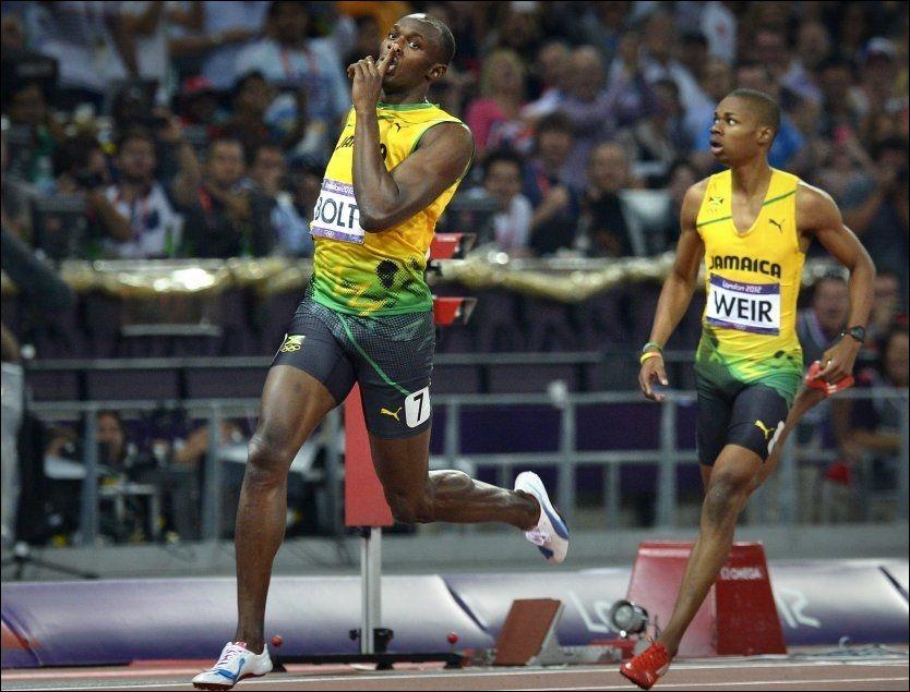 Dopingjegere på vei til Jamaica – VG