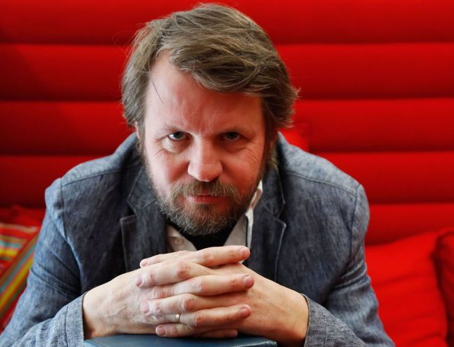 KRIMPRESIDENT: Forfatter Tom Egeland (55) gleder seg til å ta fatt i arbeidet med å fremme norsk kriminallitteratur som ny president i Rivertonklubben.