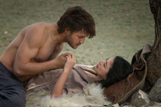 EVENTYRER: Bilde fra Netflix-serien «Marco Polo», som norske Espen Sandberg og Joachim Rønning har hatt regi på. Foto: Phil Bray Netflix