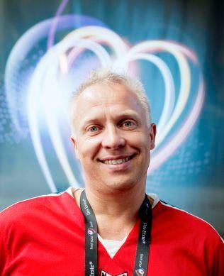 TROR KALAS FÅR SPESIALBEHANDLING: Morten Thomassen i Den norske Grand Prix-klubben. Foto: NTB SCANPIX