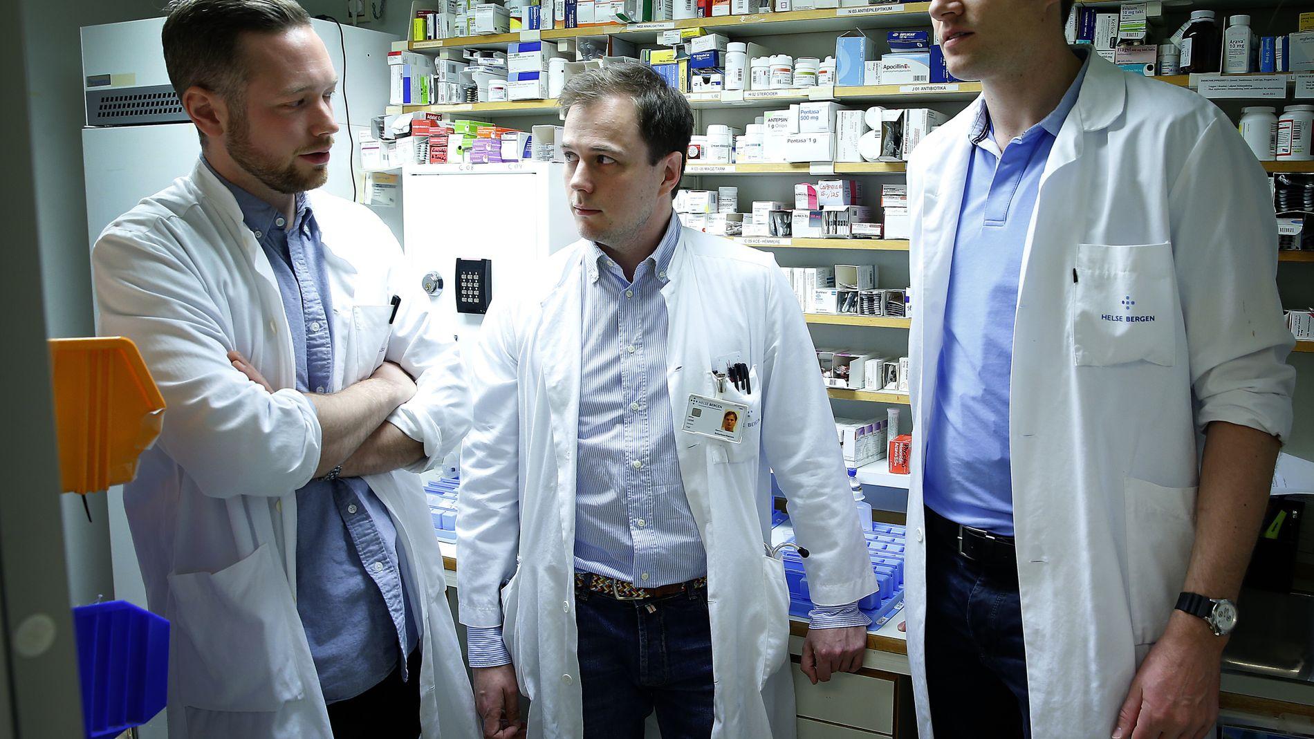 9a55245f Ny forskning: – Vanndrivende medisiner kan være helsefarlige