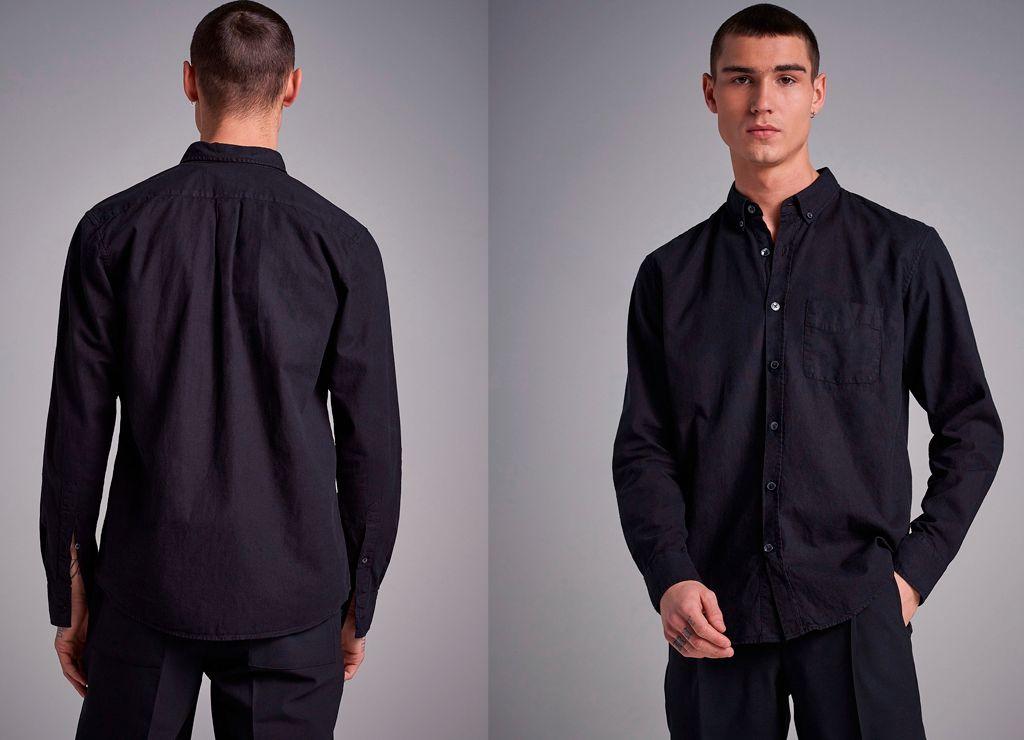 Ti herreskjorter på salg