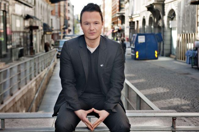 HA DET, HØYRE: André Oktay Dahl var justispolitisk talsperson for Høyre frem til oktober 2013. Nå har han meldt seg ut av partiet.