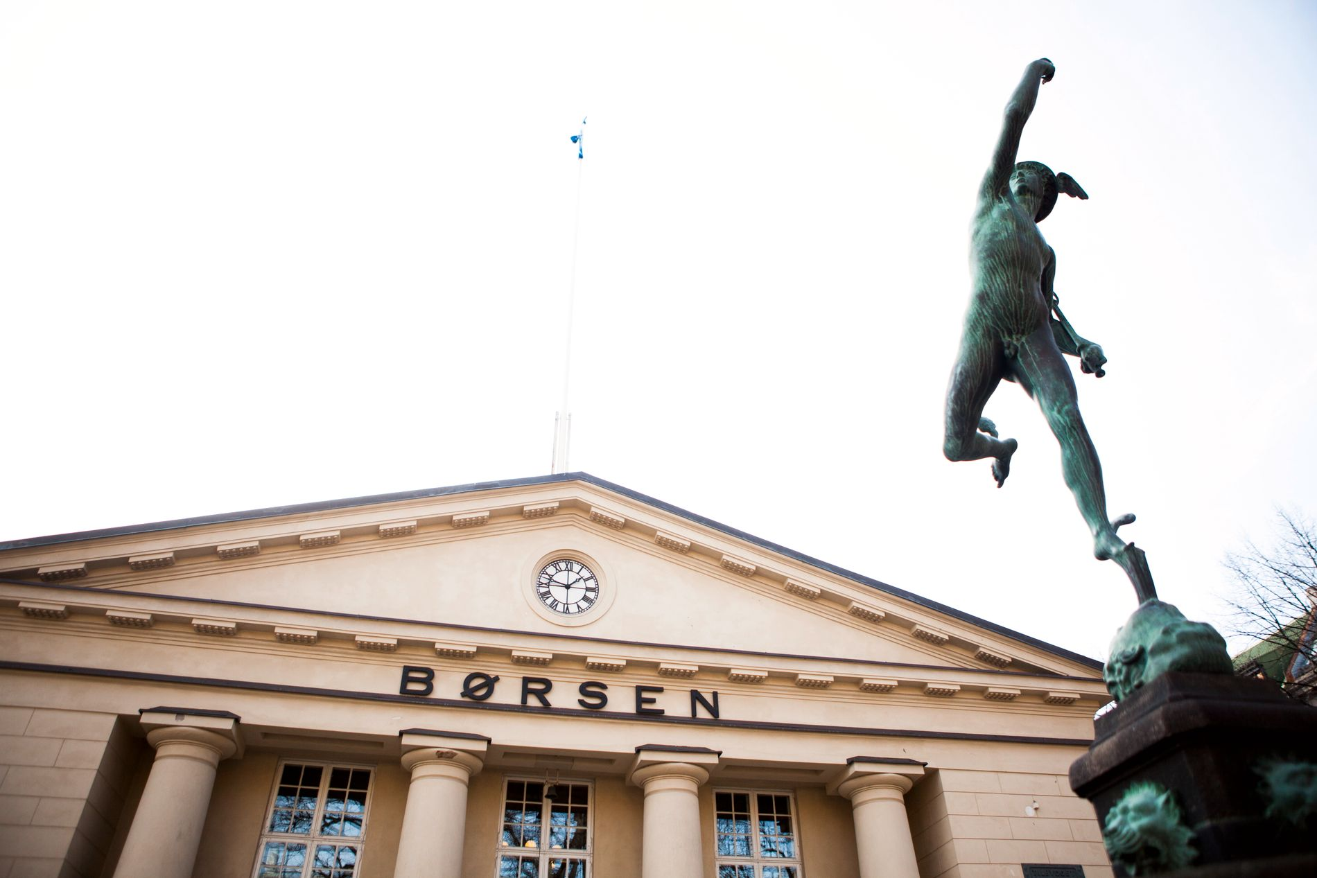 BØRS-KONTROLL: – Demokratiet må ta kontroll over finans og kreditt, som er selve blodomløpet i en moderne økonomi, skriver partiet Rødts leder Bjørnar Moxnes.