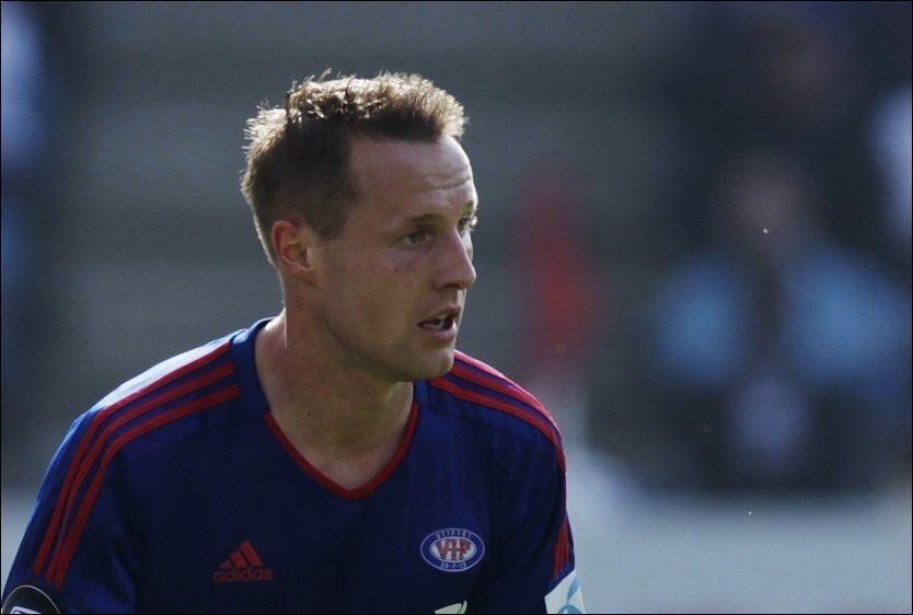TRØNDER-RETUR: Fredrik Stoor hadde stor suksess i Rosenborg for fire år siden. Nå reiser han tilbake til Trondheim. Foto: Erlend Aas / Scanpix