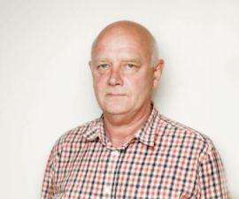 Lars M. Johnsen, 1. nestleder, Norsk Transportarbeiderforbund