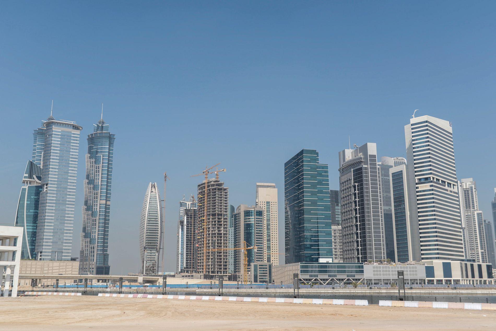 DUBAI: Seks norske influensere ble invitert ned til Dubai for å promotere reisemålet.