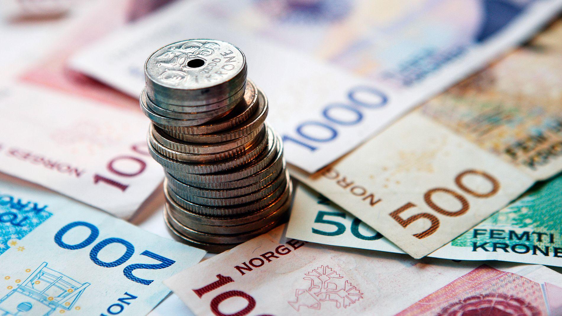 STOR FORSKJELL: Thorn Norge Finans reklamerer med 9,9 prosent rente, men den effektive renten kan bli over åtte ganger så høy.