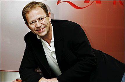 BØTELEGGES: Tidligere forlagssjef, nå eier i Bazar forlag, Øyvind Hagen. Foto: Aftenposten
