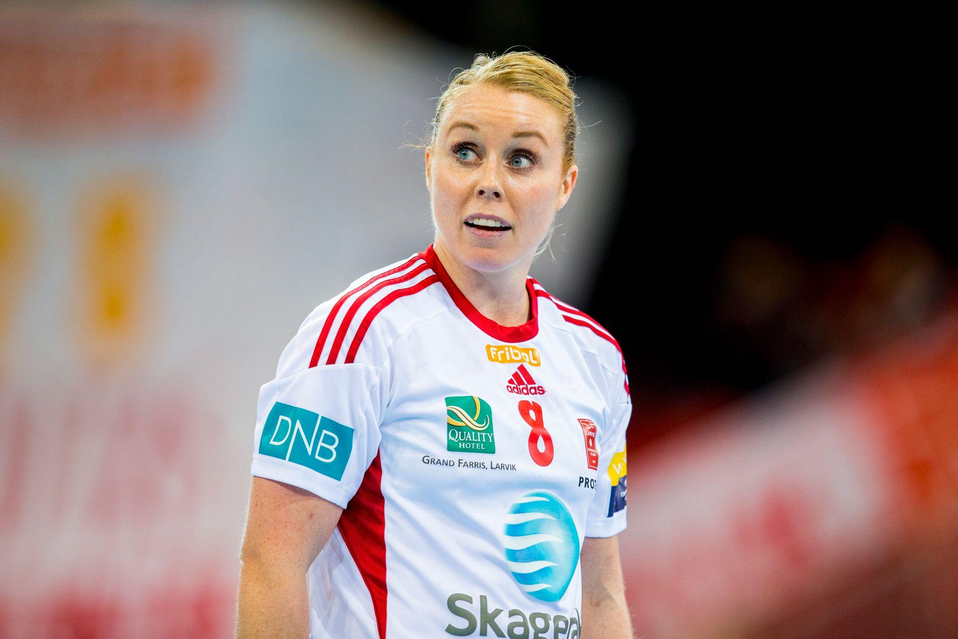 – VONDT Å SE PÅ: Karoline Dyhre Breivang savner en forsvarssjef.