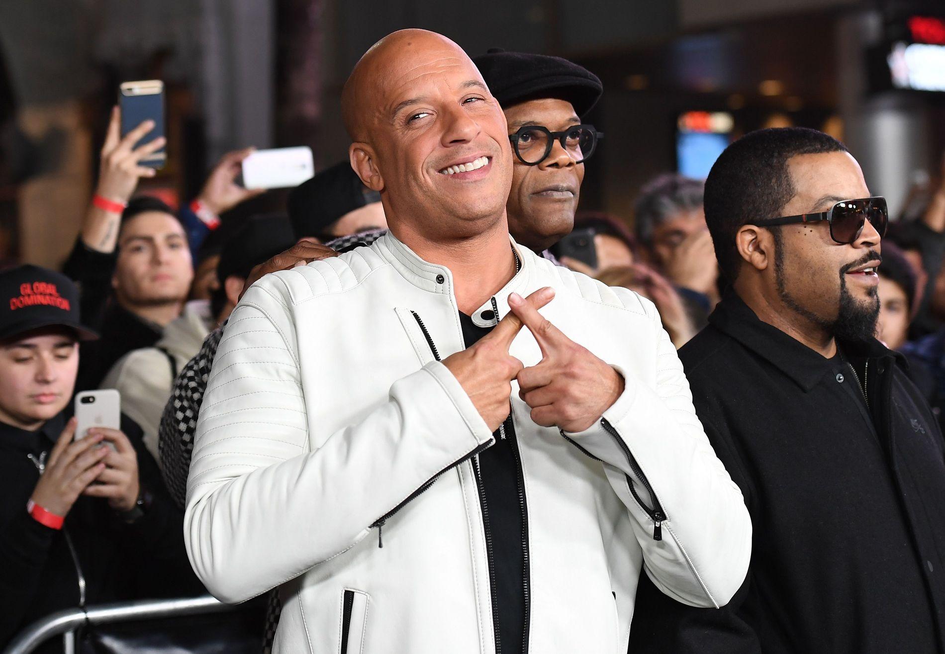 MAGISK: Filmstjernen Vin Diesel kaller norske Kygo for magisk både på Facebook og Instagram og legger ikke skjul på at han er svært begeistret.
